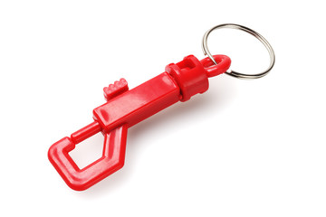 Clip On Key Ring