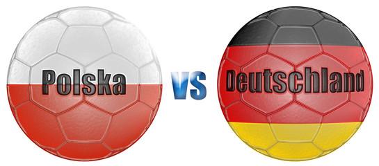 Soccer Poland vs Germany