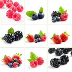 berries mix