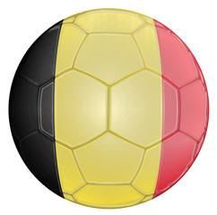Soccer Ball Belgium