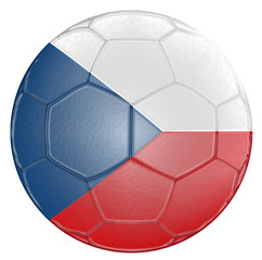 Soccer Ball Czech Republic