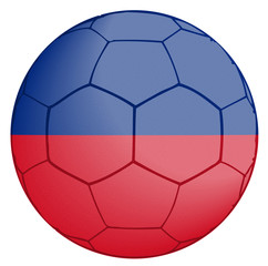 Soccer Ball Liechtenstein