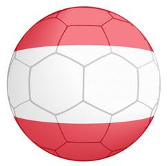 Soccer Ball Austria