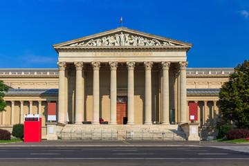 Museum of fine arts, Budapest Hungary