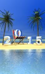 2015 - ile déserte