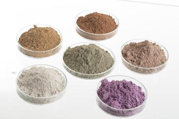 therapie du bien-être , argiles cosmetiques