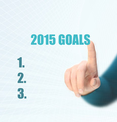 goals for year 2015