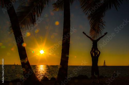 canvas print picture Key West