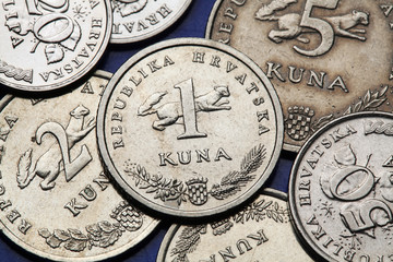Coins of Croatia
