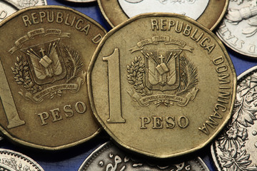 Coins of the Dominican Republic