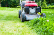 lawn mowing - 71213361