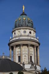 Der Deutsche Dom in Berlin