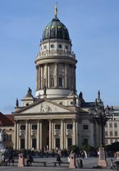 Der Franzoesische Dom in Berlin