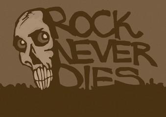 Rock never dies!Vintage