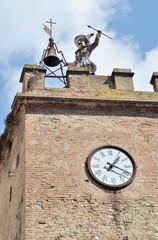 Torre di Pulcinella, Montepulciano
