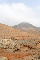 La Tablada dans la région de Cardón à Pájara à Fuerteventur