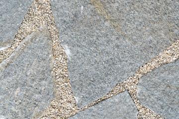 Muster von Steinplatten