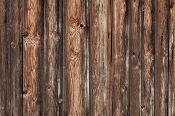 Bretterwand - Holzhintergrund