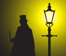 Jack The Ripper In The Light