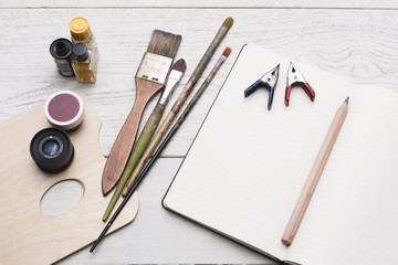Creative painting and drawing set
