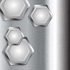 Metal tech design