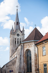 Cesis, St. John's Church, Latvia