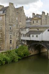 Pulteney Bridge detail, Bath