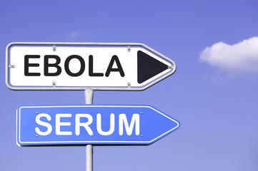 Ebola Serum