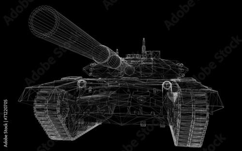 czołg wojskowy