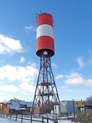 Small beacon in the Kaliningrad region