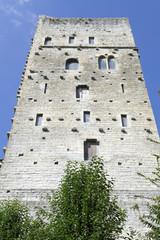 Tour Jeanne d'Albret. Sauveterre de Béarn