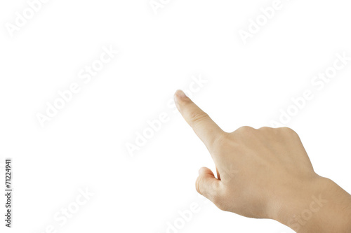 pointing the finger - 71224941
