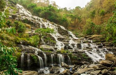 waterfall layer