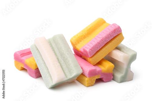Fototapeta Chewing gum