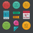 Call-To-Action Badges and Labels