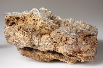 Chalcedony - mineral pattern