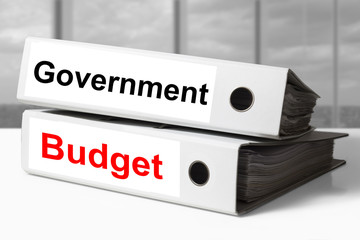 office binders government budget