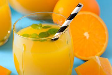 Squeezed orange juice