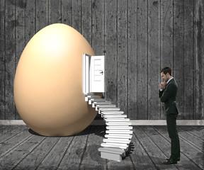 Egg of Columbus