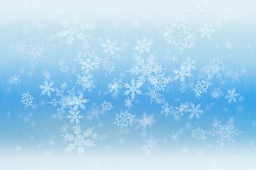 christmas snowfall diffuse