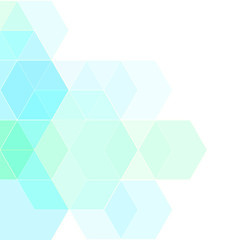 Geometric modern background design.