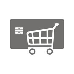 Icono compra con tarjeta
