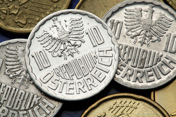 Coins of Austria