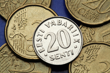 Coins of Estonia