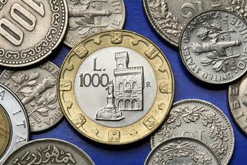 Coins of San Marino