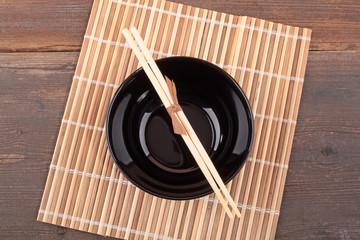 Asiatisches Tischgedeck