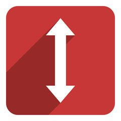 arrow flat icon