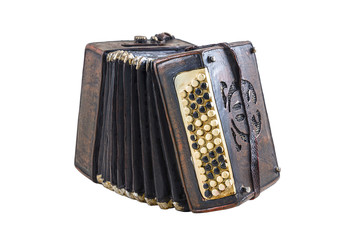 Model of accordion