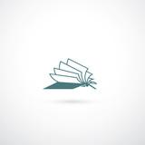 Fototapety Opened book symbol