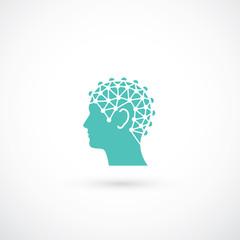 EEG test symbol
